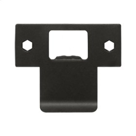 """Extended T-Strike (2-3/4"""" x 2-1/4"""") - Oil-rubbed Bronze"""