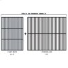 Traeger Grills Cast Iron/porcelain Grill Grate Kit - 34 Series