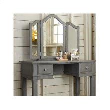 Writing Desk and Vanity Mirror