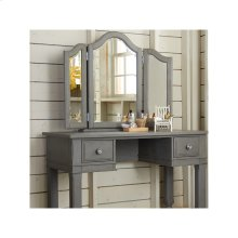 Writing Desk and Vanity Mirror