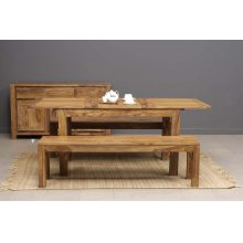 "Urban Dining Table 52"" With 24"" Butterfly Extension, HC1126S01"