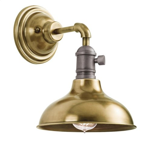 Cobson Collection Cobson 1 Light Mini-Pendant/Wall Sconce - OZ OZ