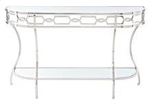 Criteria Metal Console Table