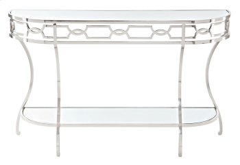 Criteria Metal Console Table Product Image