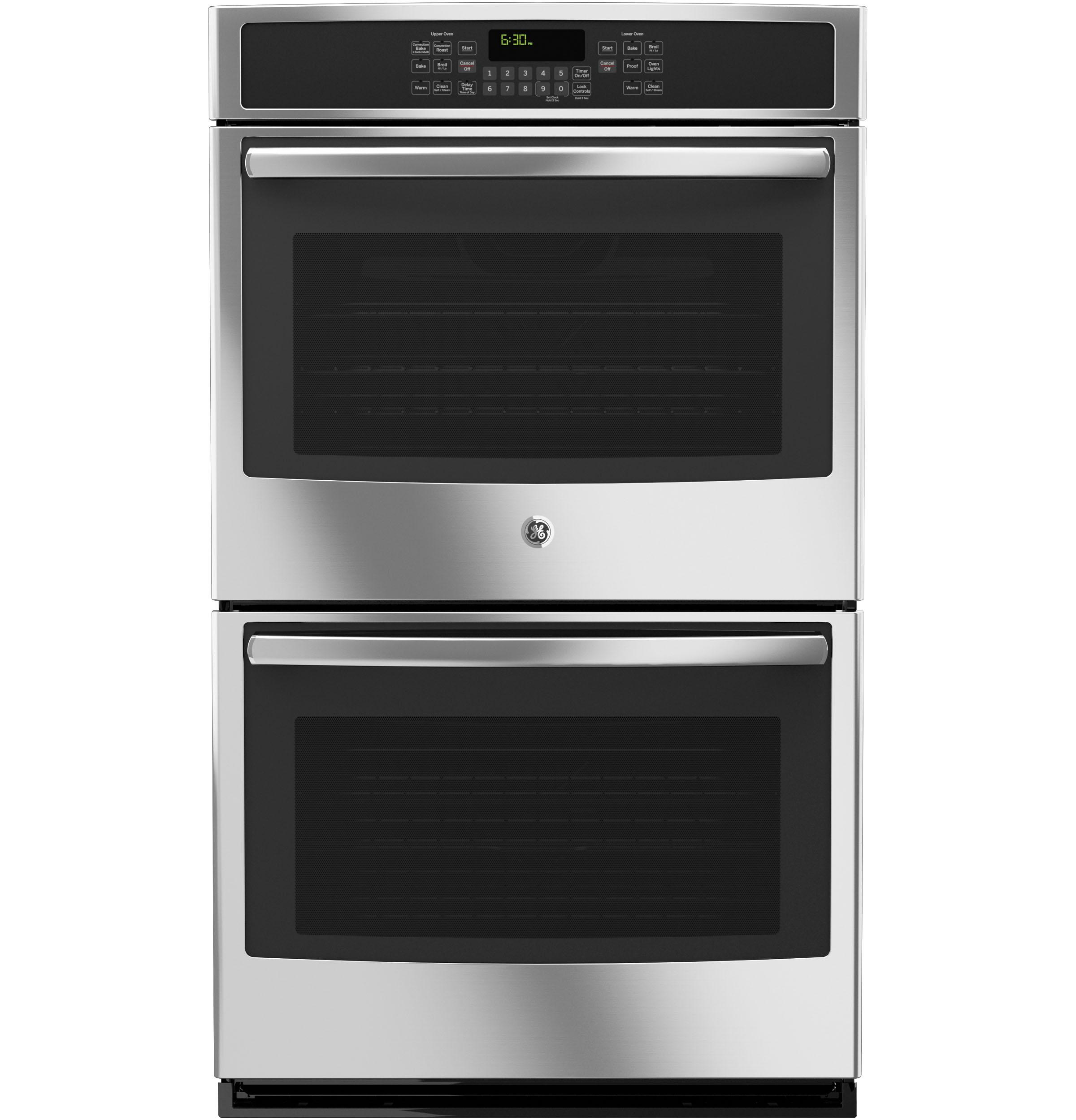 "GE(R) 30"" Built-In Double Wall Oven with Convection