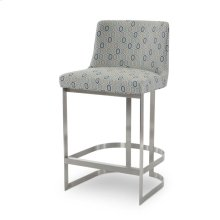 Copenhagen Stainless Bar Stool