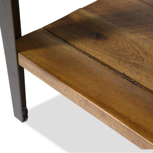 Aspen Rectangular Cocktail Table