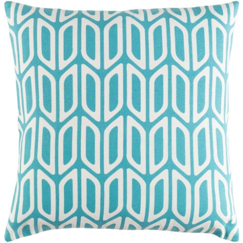 "Trudy TRUD-7131 18"" x 18"" Pillow Shell with Down Insert"
