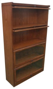 4-Door Barrister Bookcase Product Image