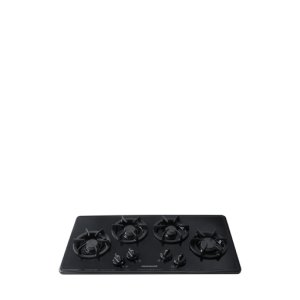 36'' Gas Cooktop - BLACK