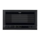 1.5 cu. ft. 1100W Sharp Black Over-the-Counter Carousel Microwave Oven Product Image