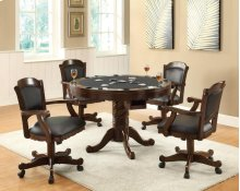 5pc Set (tbl+4chair)