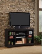"48"" Mahogany Entertainment Console Product Image"