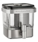 Cold Brew Coffee Maker - Brushed Stainless Steel Product Image
