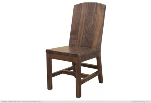 Solid Wood Chair, Taos Finish