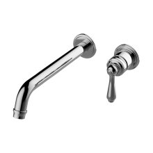 Camden Wall-Mounted Lavatory Faucet w/Single Handle