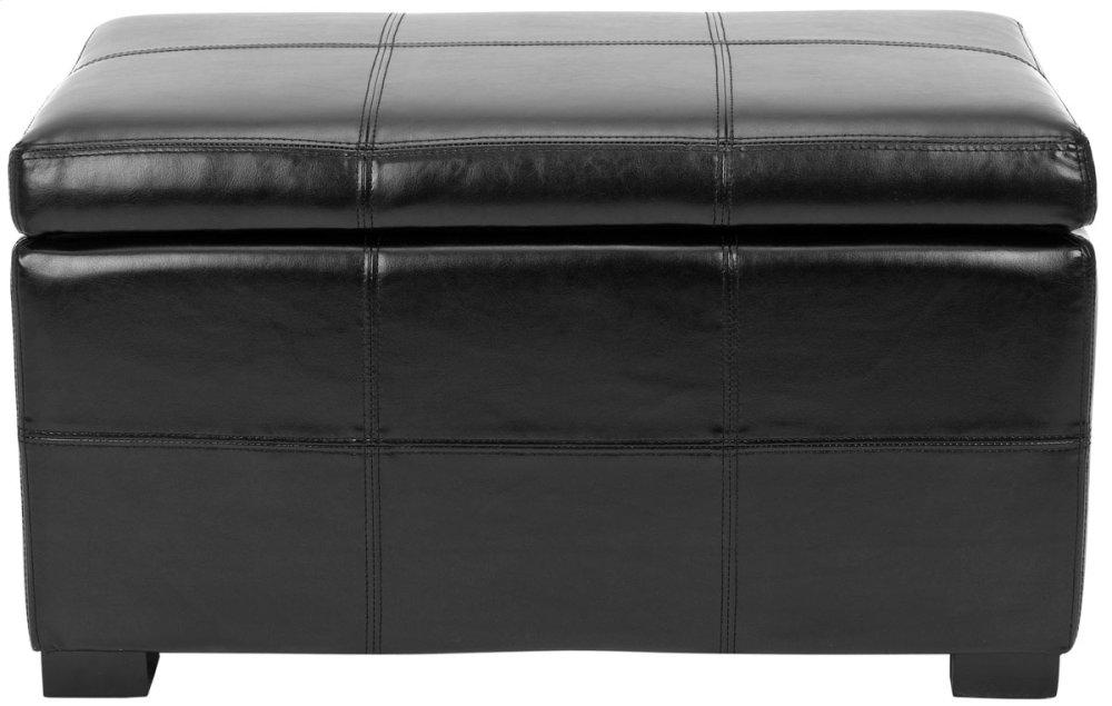 Madison Storage Bench Small - Black