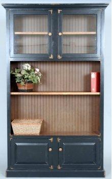 """#531 Hudson Bookcase 50""""wx14""""dx82""""h"""