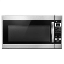 2.0 Cu. Ft. Over-the-Range Microwave with Sensor Cooking - stainless steel