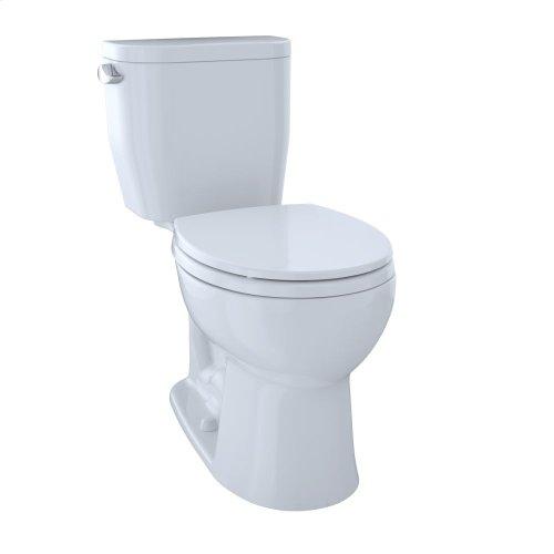 Entrada™ Close Coupled Round Toilet 1.28GPF - Cotton
