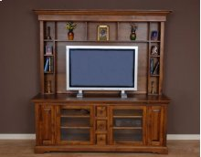 "#775 Plasma TV Console 75""wx23""dx79""h"
