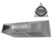 "30"" Under Cabinet - Brillia CHX38 SQBD-3 Series"