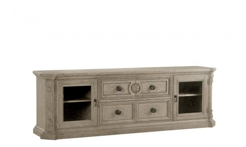 Arch. Salvage Townley TV Cabinet