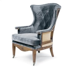 Estate Deconstructed Wing Chair (charcoal)