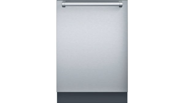 Professional Handle and Fully Flush Stainless Steel Panel Sapphire 24 inch 6 Programs and 5 options DWHD650JFP