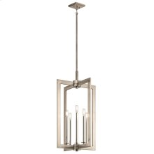 Cullen Collection Cullen 5 Light Foyer Pendant in CLP