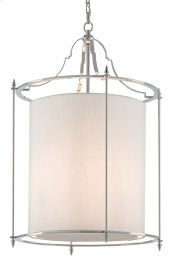 Miller Nickel Lantern
