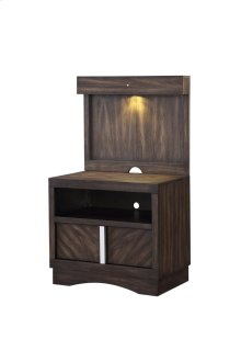Manhattan Nightstand w/Light