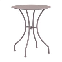 Oz Dining Round Table Taupe