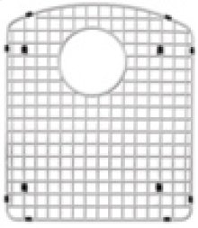 Stainless Steel Sink Grid (fits DIAMOND 1-3/4 Bowl Reverse with Low-Divide)
