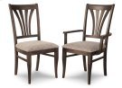Verona Arm Chair With Wood Seat Product Image