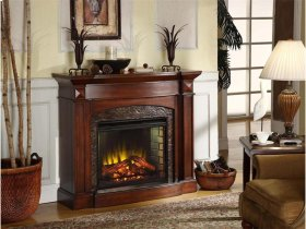 TM200FP Temple Fireplace