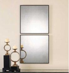 Matty Square Mirrors, S/2