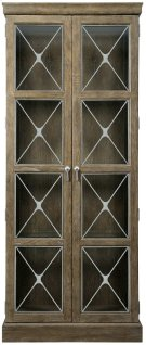 Rustic Patina Curio in Peppercorn (387) Product Image
