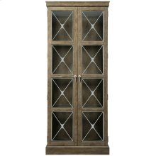 Rustic Patina Curio in Peppercorn (387)