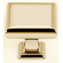 Manhattan Knob A310-14 - Polished Brass