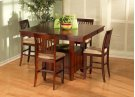 Counter High Table & 4 Stools Product Image