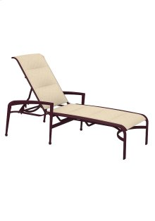 Veer Padded Chaise Lounge