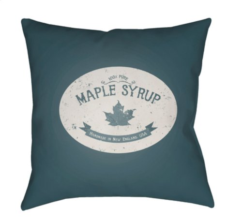 """Maple Syrup SYRP-004 18"""" x 18"""""""