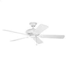 "Bentzen Collection 52"" Bentzen Ceiling Fan MWH"