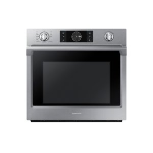"Samsung Appliances30"" Flex Duo Single Wall Oven in Stainless Steel"