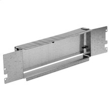 "3-1/4"" x 14"" to 3-1/4"" x 10"" Adapter for Range Hoods"