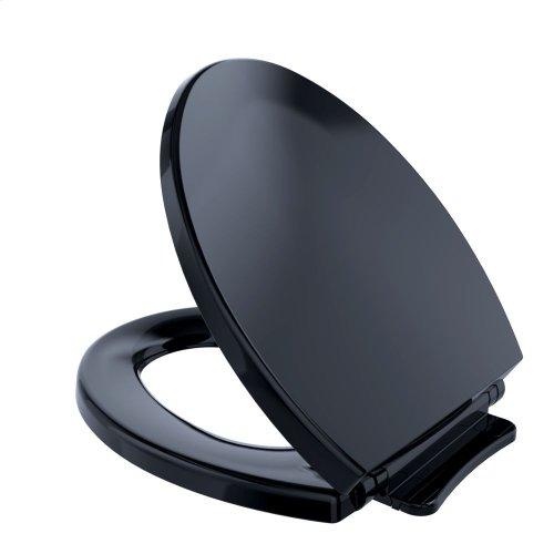 SoftClose® Toilet Seat - Round - Ebony