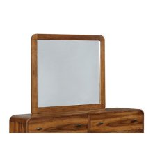 Robyn Dark Walnut Mirror