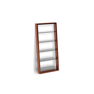 Bdi FurnitureLeaning Shelf 5156 in Cherry
