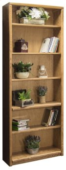 """Contemporary 84"""" Bookcase Product Image"""
